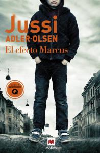 El efecto Marcus de Jussy Adler Olsen