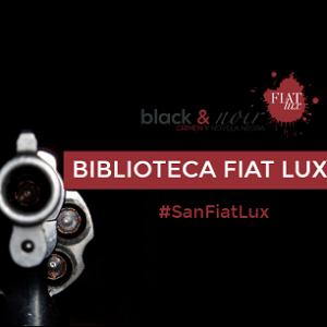 Biblioteca Fiat Lux. Revista Fiat Lux. Dia del LIbro 2016.4.5