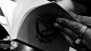 Soy poema. David González. Revista Fiat Lux. Fotografía de Demian Ortiz, proyecto Escritores Perdidos 2