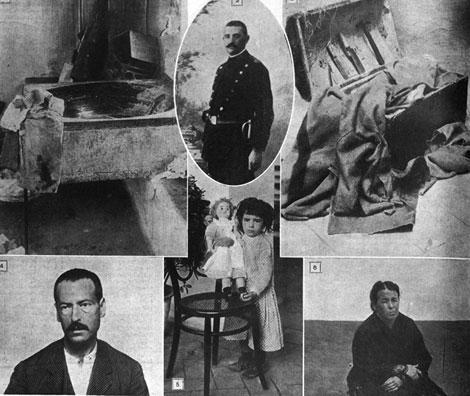 Asesinato de Cayetano Álvarez. Sevilla. 1903
