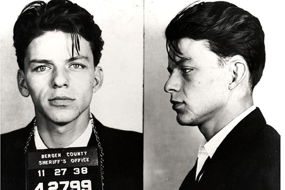 Sinatra Y La Mafia Revista Fiat Lux